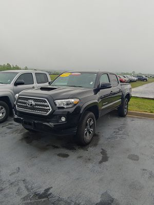 2017 Toyota Tacoma TRD Sport for Sale in Greer, SC