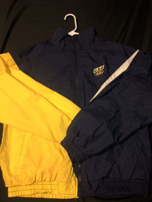 Vintage Olympic jacket clean for Sale in Everett, WA