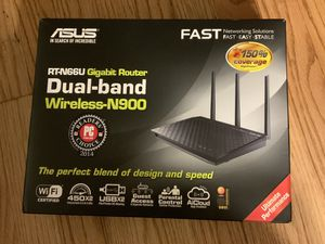 ASUS RT-N66U Gigabit Router for Sale in Burbank, IL