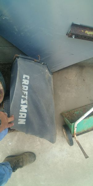 Bags: Lawn Mower catchers for Sale in Fresno, CA