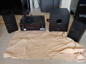 Pioneer. 5.1 Home Theater System VSX-1122 for Sale in Cibolo, TX