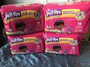 Huggies pull ups for Sale in The Bronx, NY