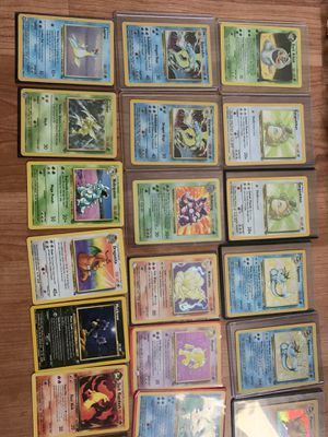 POKEMON TCG CARD COLLECTION (OLD) for Sale in San Diego, CA
