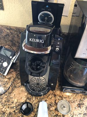 Keurig Single Coffee brewing ! Works great ! $45 firm for Sale in March Air Reserve Base, CA
