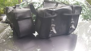 Leather Motorcycle bag for Sale in Somerville, MA