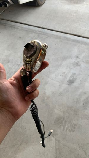 CB radio mic and cable for Sale in Merced, CA