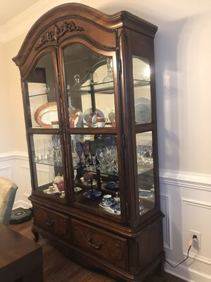China cabinet for Sale in Concord, NC