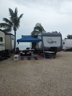 RV 2018 open range light travel trailer for Sale in Miami, FL