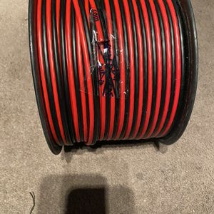 ($80) 400 feet 14 Gauge Speaker Cable for Sale in Sanger, CA