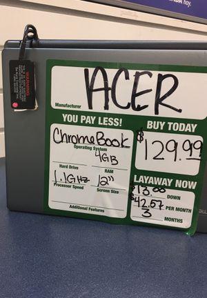 Acer Chromebook for Sale in San Antonio, TX