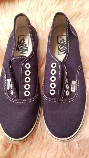 Blue vans for Sale in Campbell, CA