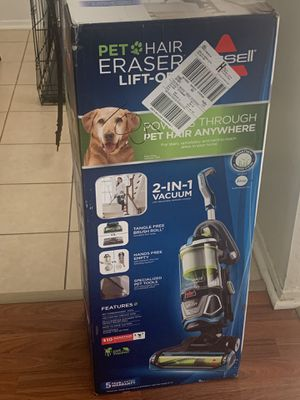 Brand new pet hair eraser vacuum for Sale in College Station, TX