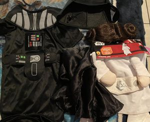 Dog costumes Star Wars for Sale in Stockton, CA
