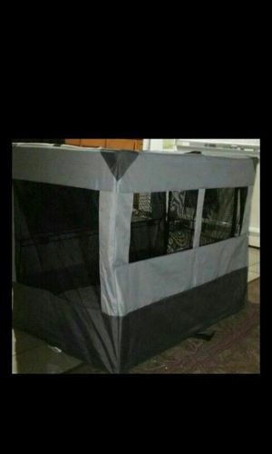 """Soft Portable Dog Crate 42"""" x 26"""" x 33"""" for Sale in Phoenix, AZ"""