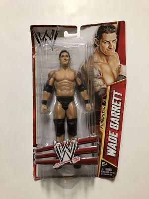 WWE Wade Barrett Action Figure for Sale in Burke, VA