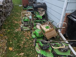 Lawn boy mowers for Sale in Maplewood, MN