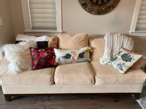Loveseat and couch for Sale in Dublin, CA