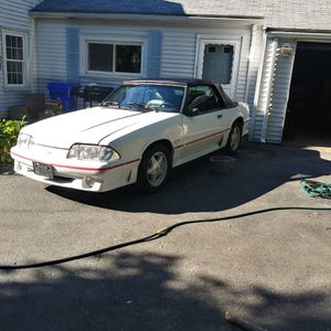 87 mustang gt for Sale in Holbrook, MA