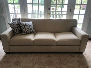 Gorgeous pottery barn sofa for Sale in Arlington, VA