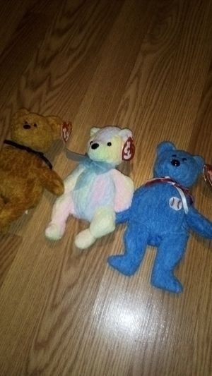 Rare beanie babies for Sale in Louisville, KY