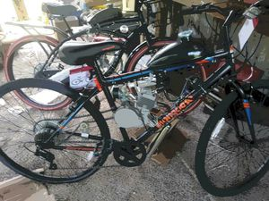 Motorized bikes run by gas for Sale in Dubach, LA