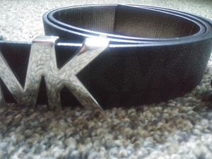 MK belt mens new designer cash or trade for Sale in Las Vegas, NV