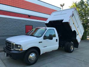 2004 Ford F-350 Utility Dump Truck for Sale in Portland, OR