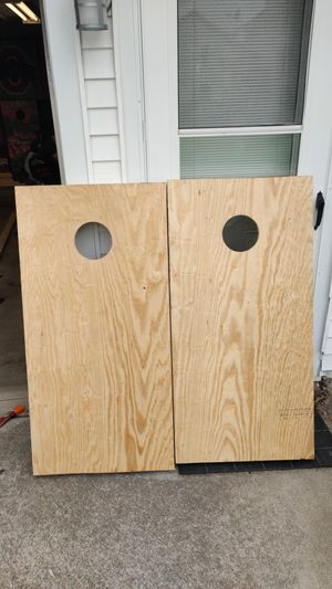 Corn hole boards for Sale in Delaware, OH