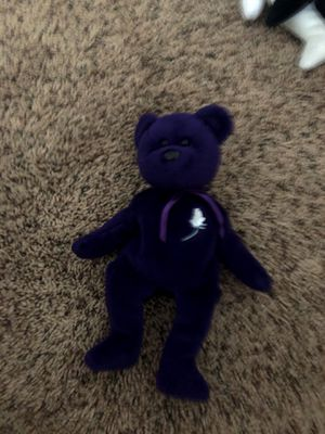 princess diana rare beanie babie for Sale in Lake Elsinore, CA