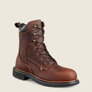 Work boots 🥾// DYNAFORCE® MEN'S 8-INCH. Insulation //WATERPROOF SOFT TOE BOOT// Different Size Available for Sale in Lincolnwood, IL