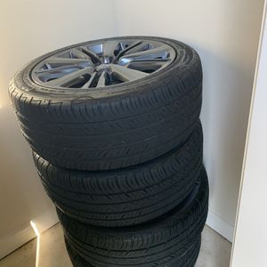 Genuine Subaru WRX Rims and Tires for Sale in Charlotte, NC