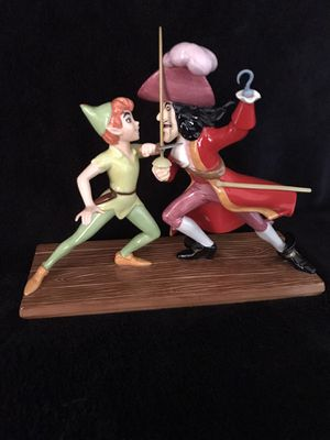 Peter Pan and Captain Hook for Sale in Dinuba, CA