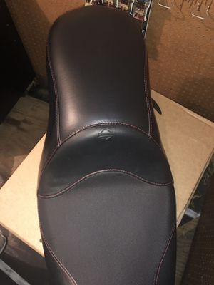 Harley Davidson Motorcycle seat reupholstered fits Dyna 2000-2005 for Sale in Matawan, NJ