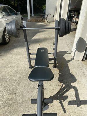 Weight bench for Sale in Alpharetta, GA