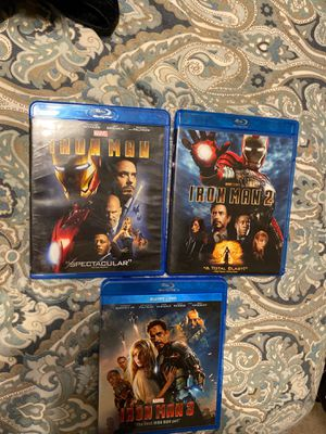 Mix of marvel,DC movies, and etc for Sale in Wake Forest, NC