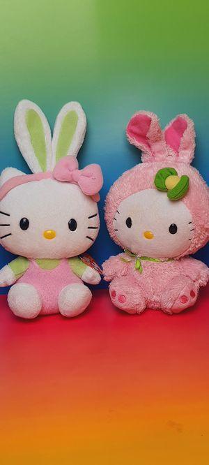 Hello Kitty Bunny 7 Inch Plush Toys for Sale in Santa Ana, CA