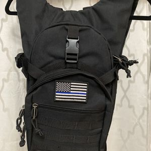 Military Tactical Assault Backpack with USA Flag Patch for Sale in Calabasas, CA