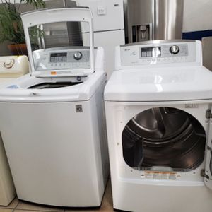 Lg Washer Dryer Set for Sale in Norwalk, CA