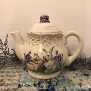 Easter Bunny Tea Pot for Sale in Orlando, FL