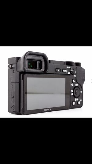 Sony A6500 (body only) for Sale in Port Orchard, WA