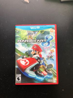 Mario kart 8 for Wii U (Brand New) for Sale in Winter Garden, FL