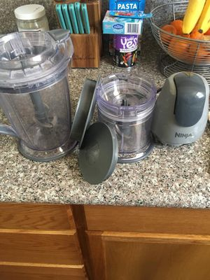 Ninja blender and chopper for Sale in Boulder City, NV