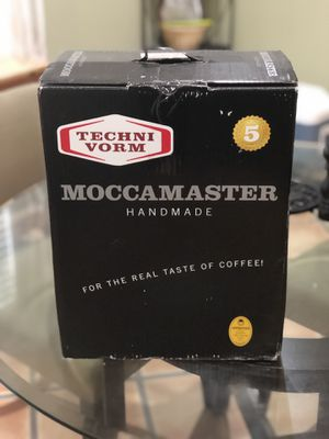 Moccamaster KBTS 741 Coffee Maker for Sale in Houston, TX