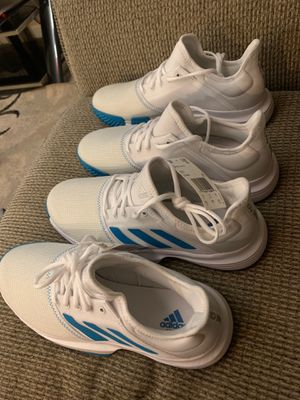 Adidas game court shoes for Sale in Everett, WA