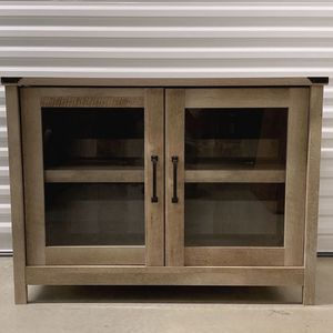 Brand New Rustic Farmhouse Industrial TV Stand Console Cabinet for Sale in Dunwoody, GA