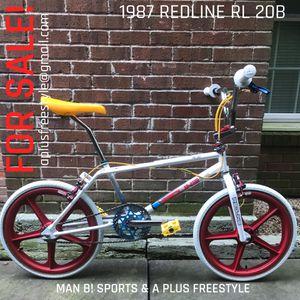 1987 REDLINE RL-20B for Sale in Alexandria, VA