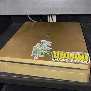 Playstation 1TB Gold Edition for Sale in San Diego, CA