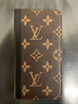 Luxury iPhone 11 Pro Max Monogram Wallet Case for Sale in Boynton Beach, FL