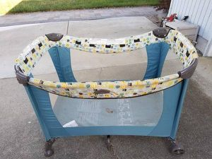 Portable Baby Play Yard / Crib / Bassinet for Sale in San Jose, CA