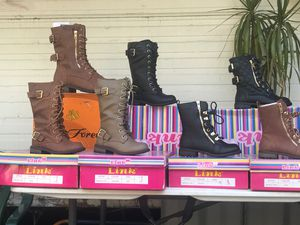 Boots for girls for Sale in South El Monte, CA